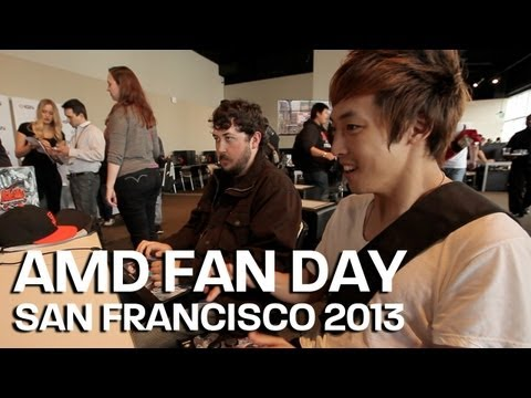 AMD Fan Day West Coast -- San Francisco, California (April 2013)