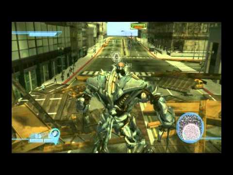 Megatron Prime Games Megatron vs Optimus Prime ''