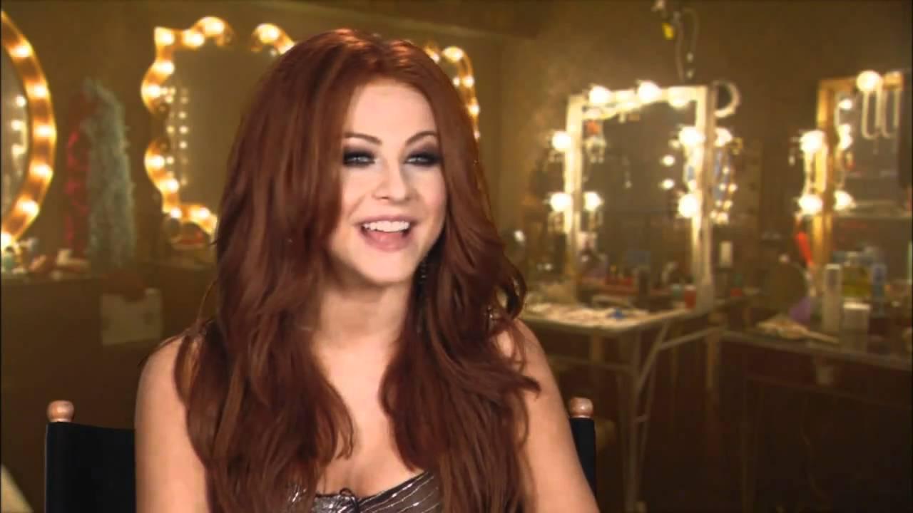 Julianne Hough Burlesque Interview Youtube