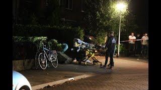 Fietser (19) na ruzie aangereden door automobilist (18) in Huizen
