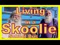 Steam Punk Steve Living in a School Bus--Skoolie