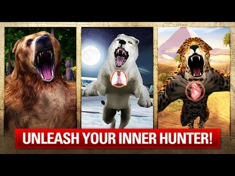 Deer Hunter 2014 By Glu Games Inc. Compatible with iPhone, iPad, and iPod touch.  Android