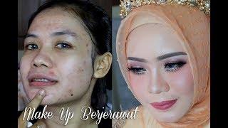 """Make up tahan lama """" Prewedding """" untuk kulit berjerawat - Mipmop"""