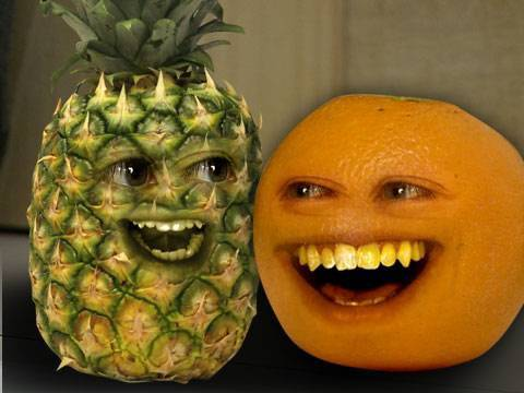 Annoying Orange: Pain-apple Video