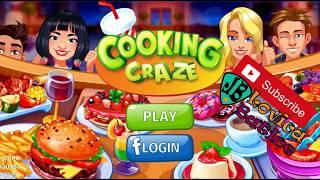 Cooking Craze - Paris - Level 111 - 115 - Gameplay