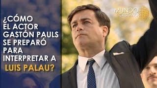 Conversamos con el actor que interpretará a Luis Palau en su película biográfica