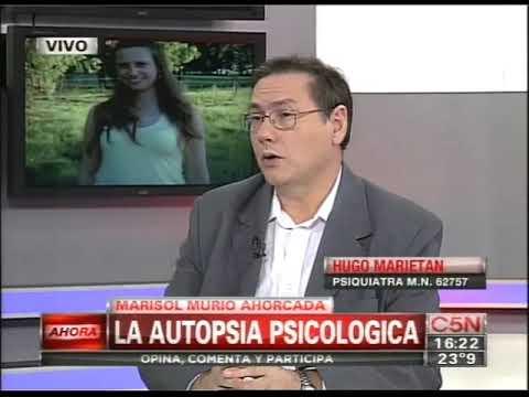 C5N - CRIMEN DE MARISOL: LA AUTOPSIA PSICOLOGICA