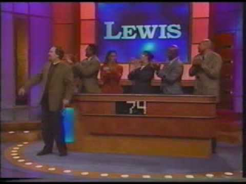 Family Feud - Arevalo vs Lewis family - pt2