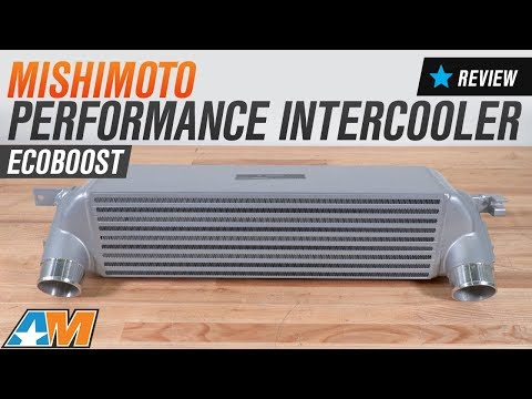 2015-2017 Mustang EcoBoost Mishimoto Performance Intercooler Review