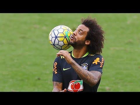 Marcelo ● Skills, Tricks, Goals, Freestyle in Training