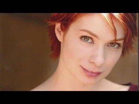 Felicia Day Haircut Enrages Jerks