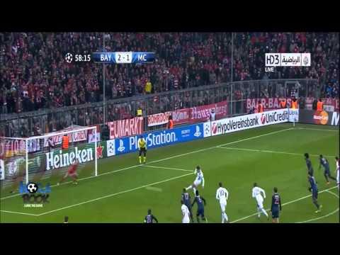 Bayern Munich vs. Manchester City 2-3 Raouf Khlif [HD]   بايرن ميونخ ضد مانشستر سيتي 2-3 رؤوف خليف