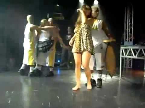 Putaria Geral No Palco Do Baile video