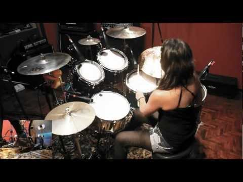 Drum Solo - Hit Like A Girl 2012 (illari Arbe) video