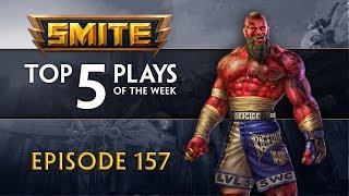 SMITE - Top 5 Plays #157