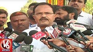 Motkupalli Narasimhulu Advises Chandrababu And KCR To Be Like Brothers - TTDP Merger Into TRS  - netivaarthalu.com