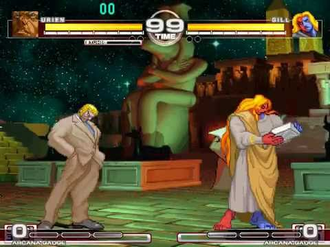 MUGEN : Battle Bros Urien vs Gill