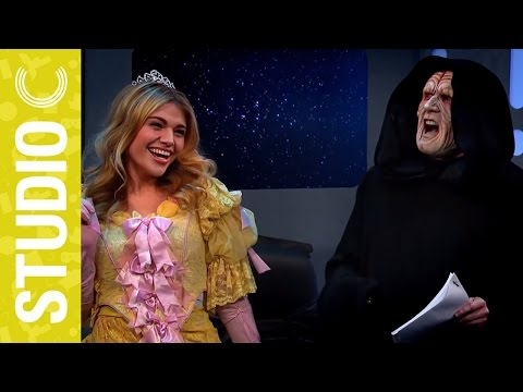 Star Wars Episode VII: The Force Awakens Footage Leaked - Studio C