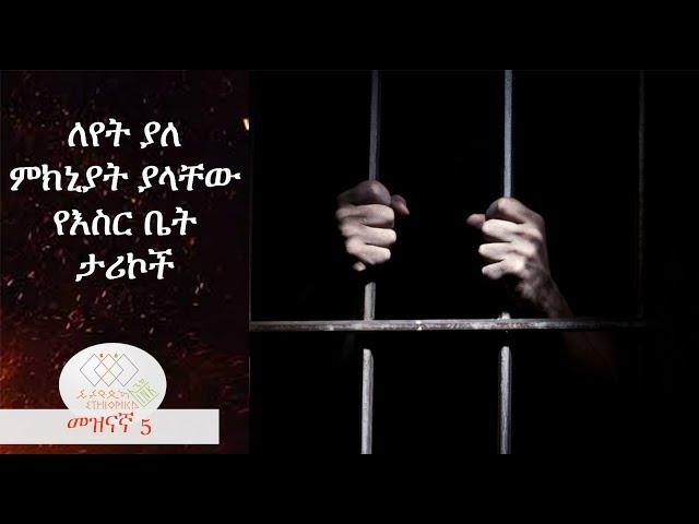 Amazing prison stories, EthiopikaLink