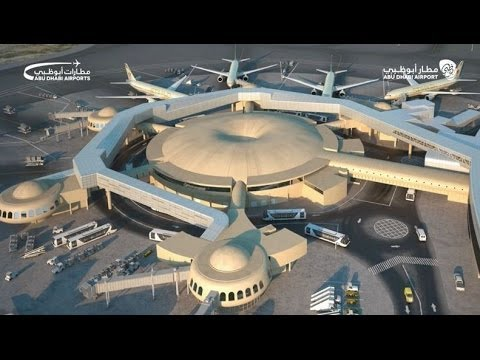 Vital Capacity Expansion Programme and New Facilities at Abu Dhabi International Airport