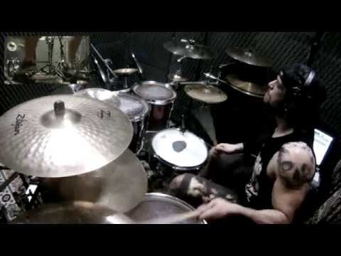 SLIPKNOT Drum Audition Video - PEOPLE=SHIT - Betto Cardoso