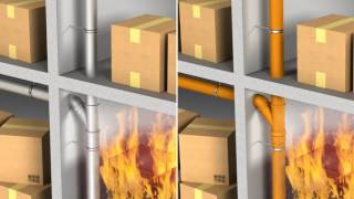 Fire safe ACO Pipe