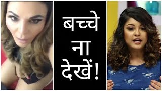 RAKHI SAWANT VS TANUSHREE DUTTA || RAKHI SAWANT WRESTLING || ROASTED