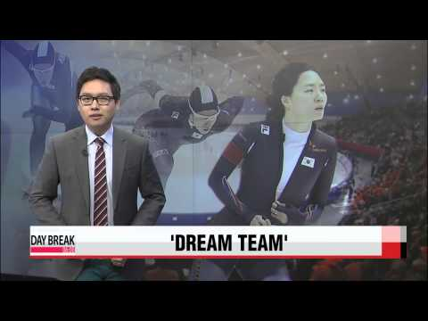 Lee Sang-hwa to train overseas with ′Dream Team′   이상화, 해외 진출 준비중