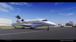 Aircraft Review: Cessna Citation X