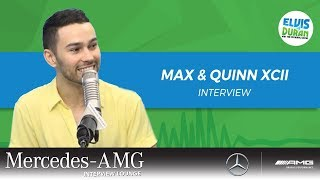 MAX & Quinn XCII Explain the Significance of the Color Yellow | Elvis Duran Show