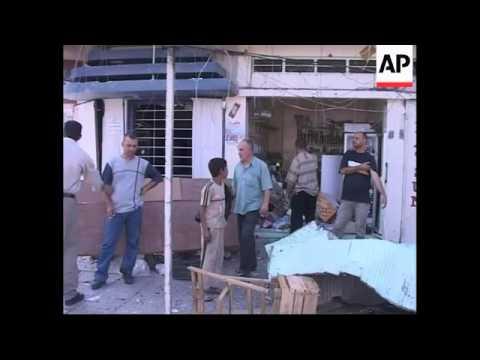 String of bombings near university kills 5, injures 18 in Baghdad