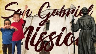 4th Grade Mission Project (Mission San Gabriel Arcángel): Traveling with Kids