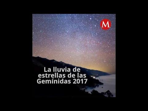 Gemínidas 2017: cómo, cuándo y dónde ver