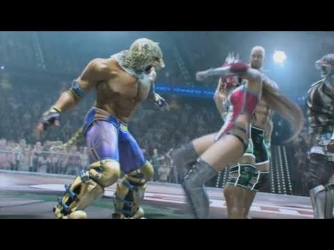 Tekken Tag Tournament 2 Intro Trailer