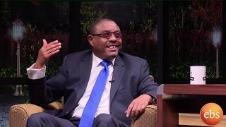 Hailemariam Desalegn With Man Ke Man