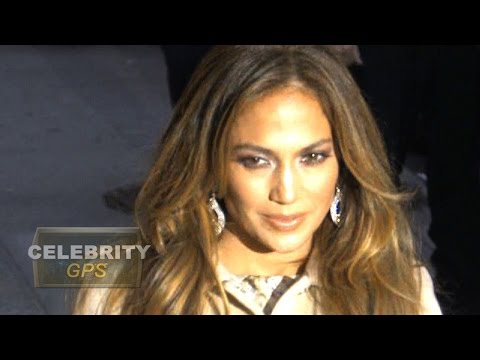 Jennifer Lopez and Casper Smart back on - Hollywood TV