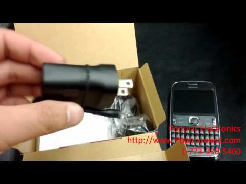 Nokia Asha 302 Unlocked Smartphone - Unboxing by Popularelect.com