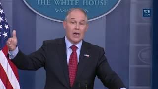 6/2/17: White House Press Briefing