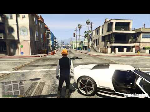 GTA 5 FAILS COMPILATION (GTA V walk with Franklin Fails /Funny Car)