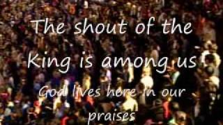 "A Hillsong Album - """"THE SHOUT OF THE KING"
