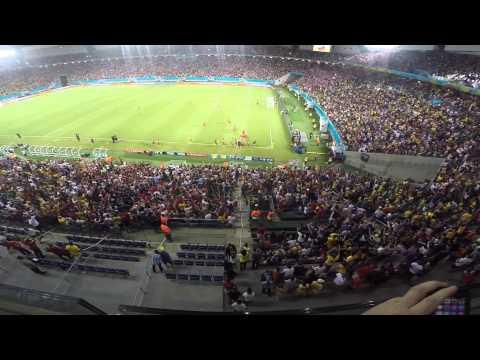John Brooks Goal USA v Ghana
