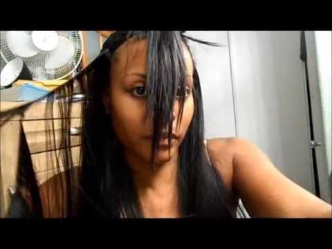 How To Do a Healthy Sew-In Weave - Tutorial