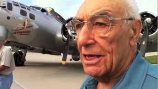 After 67 years, WWII pilot takes flight in B-17