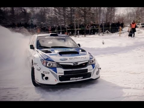 Launch Control: Higgins fights for win after crash at Sno*Drift Rally (Part 2) - Episode 3