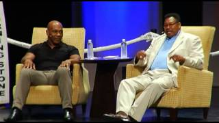 Larry Holmes Says Don King Got Him to Fight Tyson