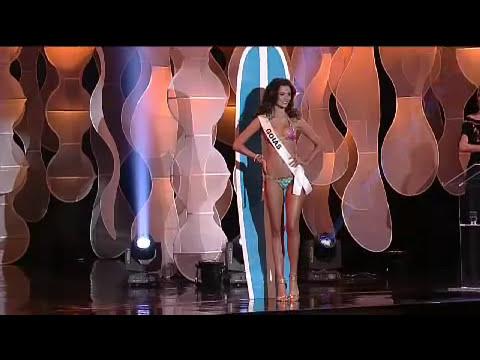 Miss Brasil 2014 - Traje de Banho