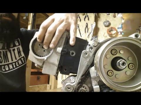 110cc Chinese motor tear down