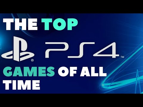 The 10 Greatest PS4 Games So Far