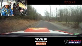 ESPR 2013 Stage 1 - TAG Rally Sport