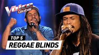 The Voice | BEST REGGAE Blind Auditions of